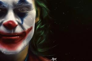 Joker Smileart