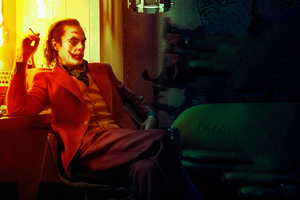 Joker Smoke