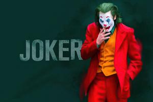 Joker Smoker 4k 2020