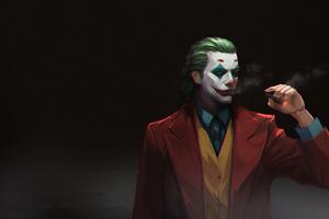 Joker Smoker Style