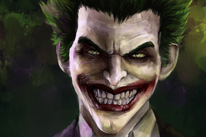 Joker Speed Paint