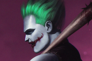 Joker Street Fighter Wallpaper