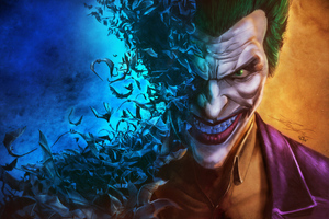 Joker Supervillian