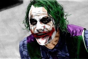 Joker The Dark Knight Wallpaper