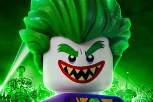 Joker The Lego Batman