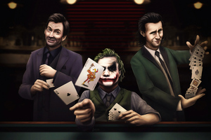 Joker The Mad One Wallpaper