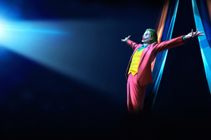 Joker The Showman Wallpaper