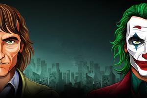 Joker Two Face