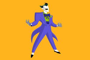 Joker Vector Style