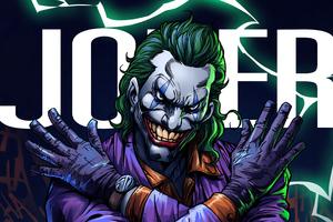 Joker Villian 4k Wallpaper