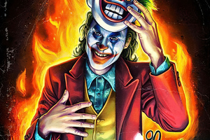 Joker Welcomes You Wallpaper