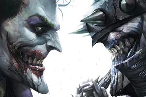 Joker Who Laughs