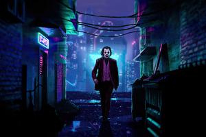 Joker X Cyberpunk 2077 4k