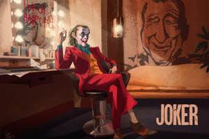 Joker4k 2019 Wallpaper
