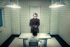 Jokers Meeting In Arkham 8k Wallpaper