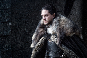 Jon Snow Game Of Thrones 2017
