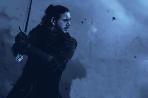 Jon Snow Game Of Thrones Art Wallpaper