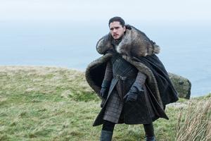 Jon Snow Game Of Thrones Season 7 Ep 5 4k