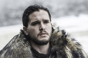 Jon Snow Season 6 Episode 9 Wallpaper