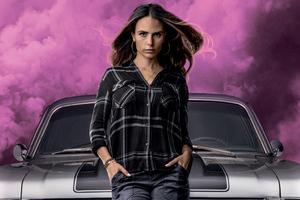 Jordana Brewster As Mia Toretto Fast 9 8k