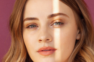 Josephine Langford Face Portrait 4k Wallpaper