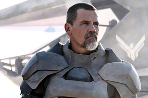 Josh Brolin As Gurney Halleck Dune 2020 Wallpaper