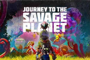 Journey To The Savage Planet 2019 4k Wallpaper