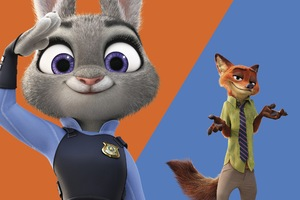 Judy Hopps And Nick