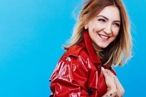 Julia Michaels 5k Wallpaper