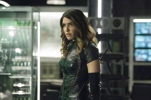 Juliana Harkavy As Dinah Drake In Arrow