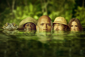 Jumanji Welcome To The Jungle 2017