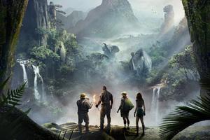 Jumanji Welcome To The Jungle Wallpaper