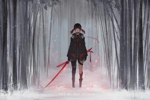 Jun Anime Girl