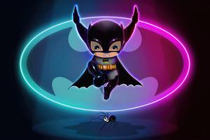 Junior Batman Wallpaper