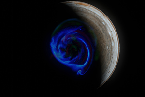 Jupiter Space Art