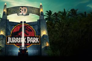 Jurassic Park 8k
