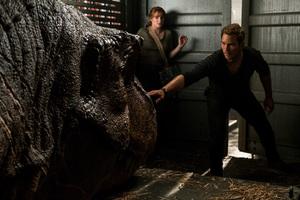 Jurassic World Fallen Kingdom Movie 5k