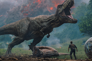 Jurassic World Fallen Kingdom Movie