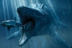 Jurassic World Underwater