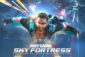 Just Cause 3 Game HD