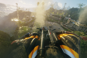 Just Cause 4 First Person Mode