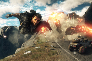 Just Cause 4 Video Game 4k