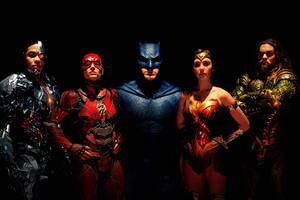 Justice League 10k 2017 Wallpaper