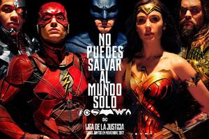 Justice League 2017 4k