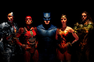 Justice League 2017 4k Unite The League