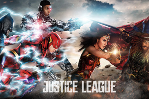 Justice League 2017 Fan Art