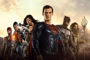 Justice League 2017 Movie