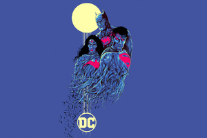 Justice League 2020 5k Wallpaper