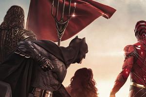 Justice League 2020 Art Wallpaper