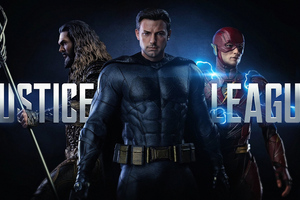 Justice League 4k Heroes Wallpaper